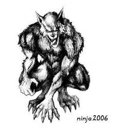 Werewolf by ninja666