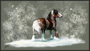 Commission - Thumbelina by HocusPlotus