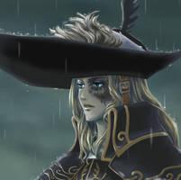 Dark Souls 2: Lucatiel of Mirrah by EseEbi