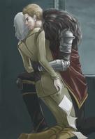 Dragon Age Inquisiton: Sorrow by EseEbi