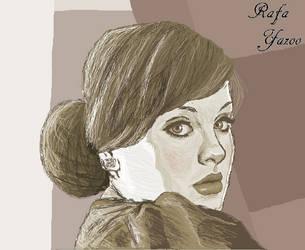 Adele by RafaYazoo