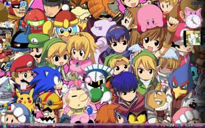 Nintendo Powa by sakumisty
