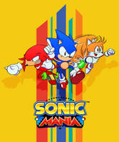 Sonic Mania Hype! by tripplejaz