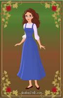 Fairytale Series: Dorothy - The Wizard of Oz by LadyBladeWarAgnel