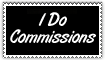 I Do Comission Stamp by artofdawn