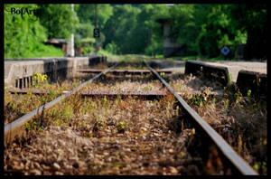 Railroad by BofArt