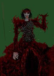 The Bleeding Man concept W.I.P by Anki-Amaru