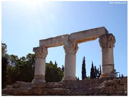 Temple of Octavia by Kevrekidis