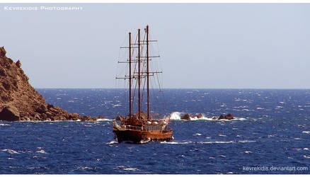Sailing III by Kevrekidis