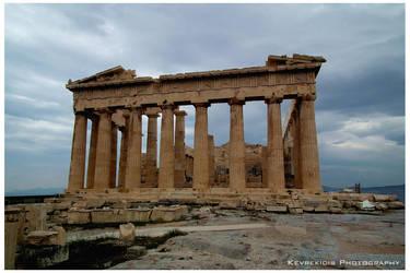 Parthenon by Kevrekidis