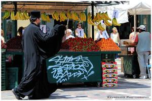 Holy Fruit by Kevrekidis