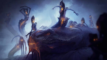 The Serpent by Nigreda