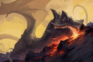 Dragon by Nigreda