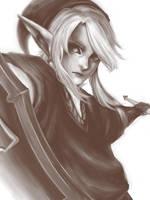 The Legend of Zelda by PierrotPhantasia