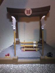 arashikage gym by crash1973