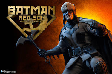 Sideshow Batman Red Son-300427-01 by Encyes