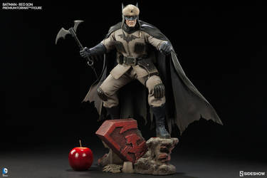 Sideshow Batman Red Son-300427-04 by Encyes