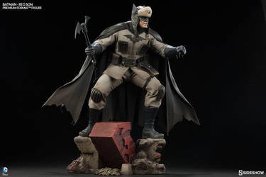 Sideshow Batman Red Son-300427-06 by Encyes