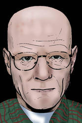 Chemo Walter White - Colored by Encyes