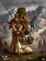 Eggs and Empires - Merchant by Sickbrush