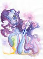 Watercolour Rarity by My-Magic-Dream