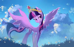 Princess Sparkle by My-Magic-Dream