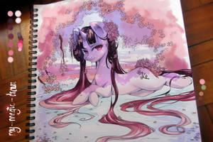 Sakura Pony - New Pony OC by My-Magic-Dream