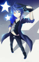 Project DIVA Majestic Stone by My-Magic-Dream