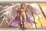 The blade of Heaven by azazel1944