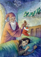Secret Santa by cabepfir