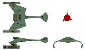 Klingon D7 (T5YW) by Quantum808
