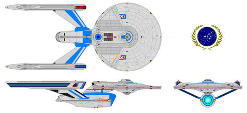 U.S.S. Duke (Heavy Crusier) by Quantum808