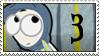 9: 3Bug Stamp by Jenny-Jen