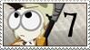 9: 7Bug Stamp by Jenny-Jen