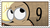 9: 9Bug Stamp by Jenny-Jen