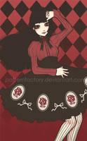 . lolita valentine - romance . by patternfactory