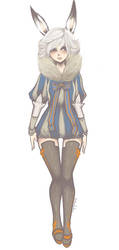 Gaia Online - Blue by patternfactory