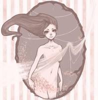 sakura perfume by patternfactory