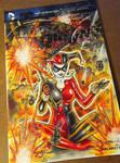 Harley Quinn Blank by Dawn-McTeigue