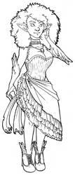 Raven by Kladdpapper