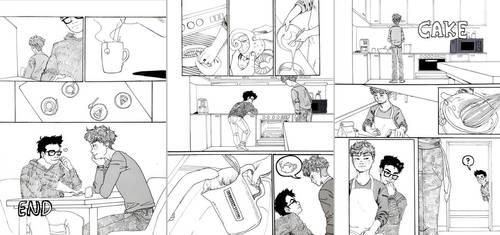 Comicsss by Kladdpapper