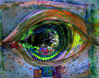 Soul Window by KellyDelRosso