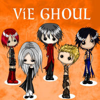 Skip beat - VIE GHOUL by wishix
