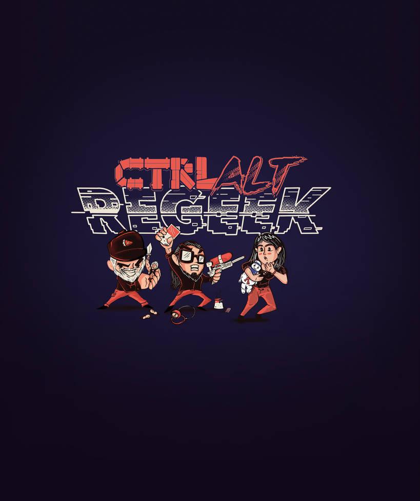 ctrl/alt/regeek Podcast v2 by fERs