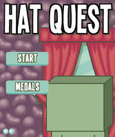 Hat Quest - Title Screen by tiopalada