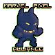 Marvel Pixel Alliance by tiopalada