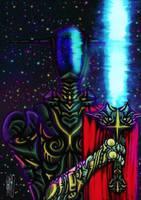 Starcaller Knight by tiopalada