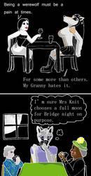Goth Moves IVL-Werewolf Bridge by marcony
