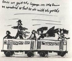 WGW Special : By Train by marcony