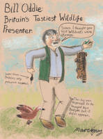 Bill Oddie: Britains Tastiest by marcony